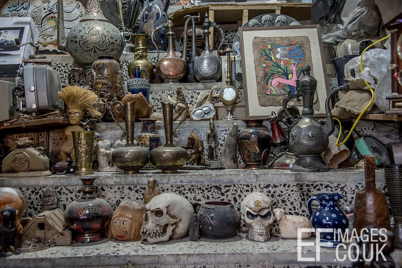 Kurdish Antique Shop