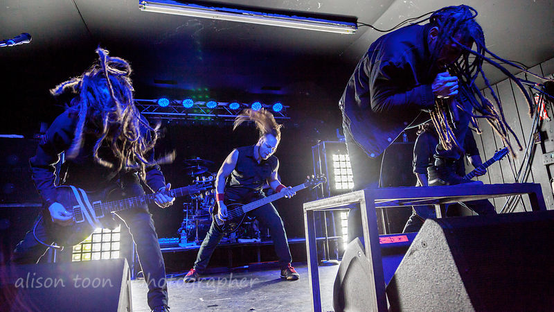 Nonpoint, The Boardwalk, Orangevale