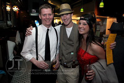 2nd Annual Donnelly's Prohibition Night