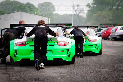 2011 British GT - Oulton Park photos