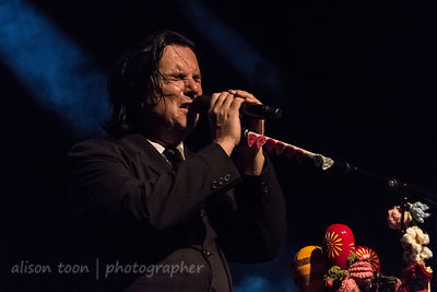 Steve Hogarth, voals, Marillion