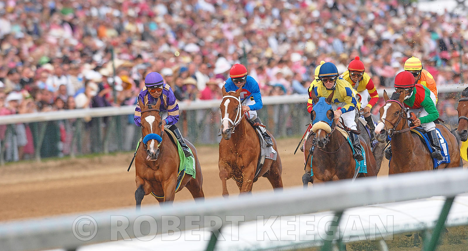 Kentucky Oaks Race photos