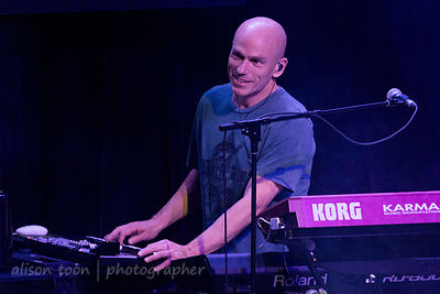 Mark Kelly, keys,, Marillion