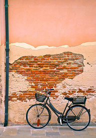 Bicyce_Peach_wall