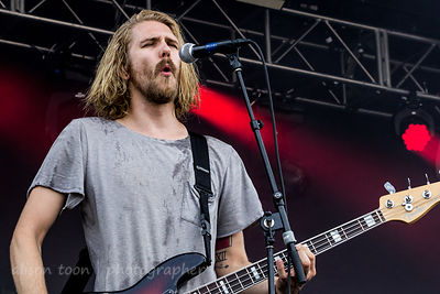 Ryan Jay Johnson, bass, letlive