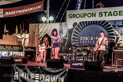 A Mile Till Dawn at the Sate Fair, 2014