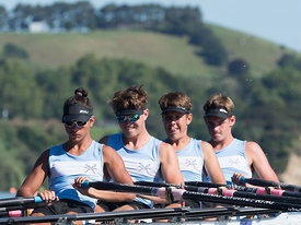 Taken during the National Championships 2018, Lake Karapiro, Cambridge, New Zealand; ©  Rob Bristow; Frame 0962 - Taken on: Friday - 16/02/2018-  at 09:00.57