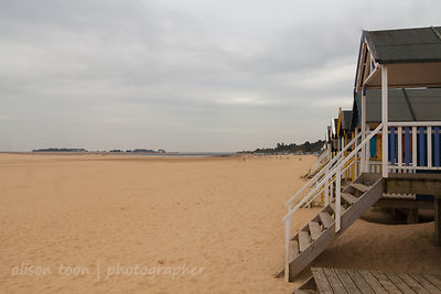 Beach huts, Wells Next The Sea