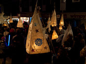 Montol Winter Festival in Penzance