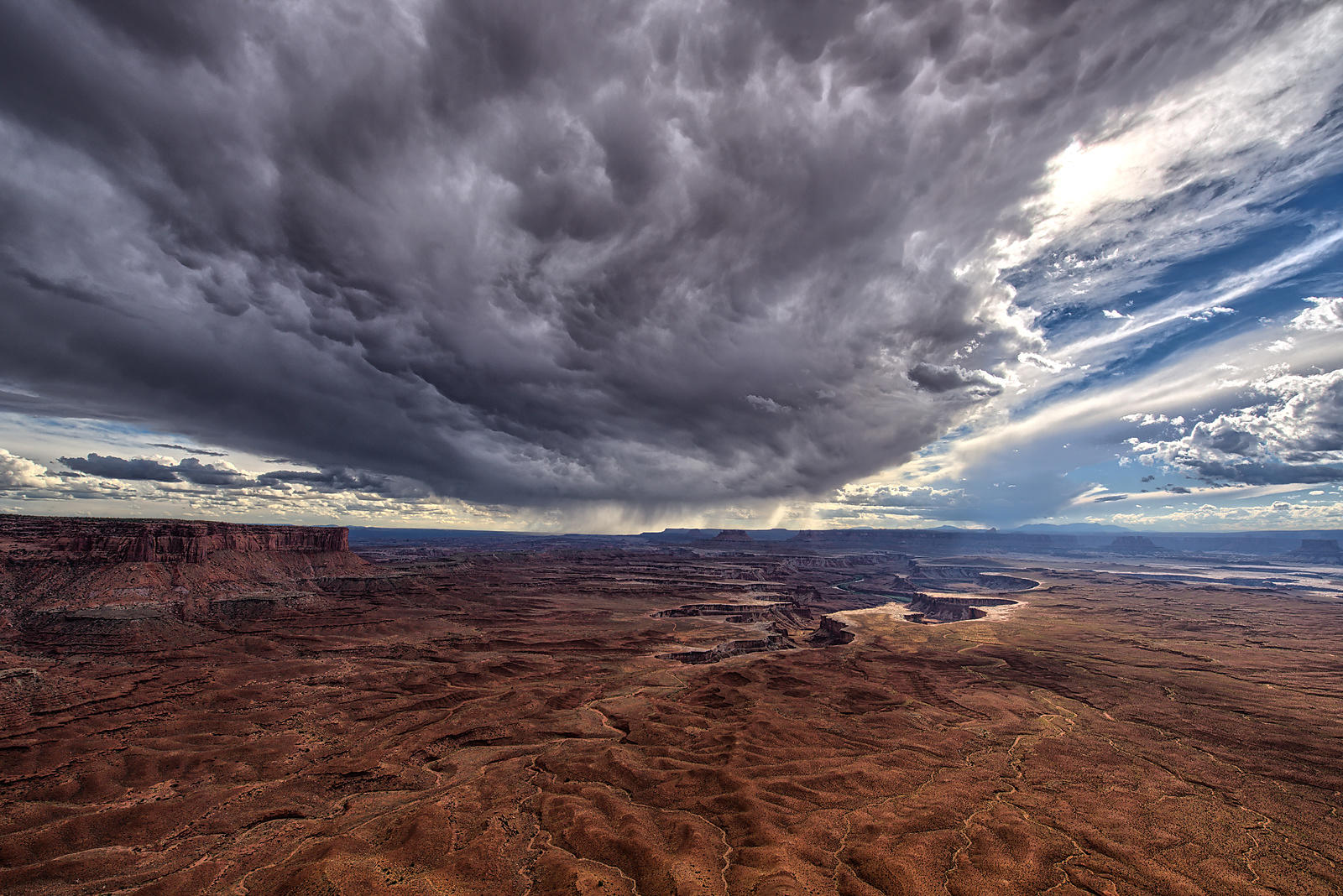 Storm Clouds, Canyonlands National Park