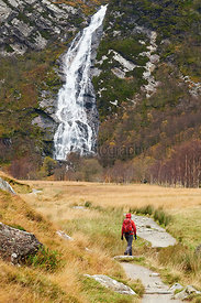 Glen Nevis, Scottish Highlands.