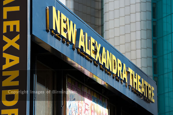 Alexandra Theatre, Birmingham, West Midlands, England, UK