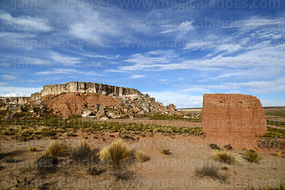 Bolivia Archaeological Sites photographs