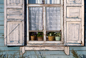 Buildings and Windows Siberia