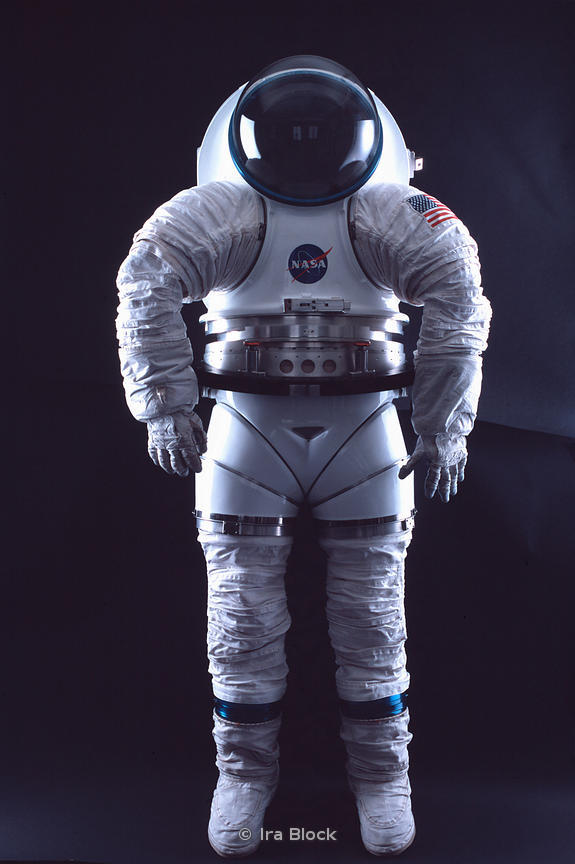 Ira block photography space suit design by nasa for long for Space suit design