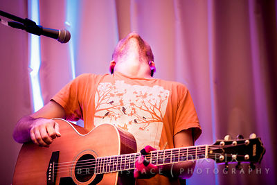 Ben Badenhorst live at the False Bay Music Association