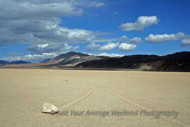 Death Valley- The Racetrack