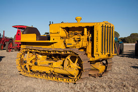 Caterpillar 22 crawler tractor
