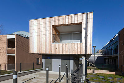Toulouse, habitat collectif, architecte Axel Letellier