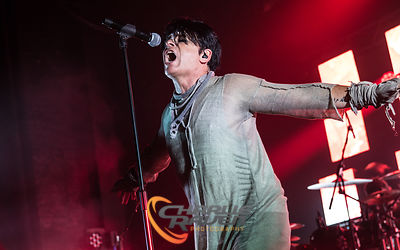 Gary Numan - O2 Academy, Bournemouth 02.10.17 photos