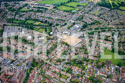 Hersham Aerial Photography