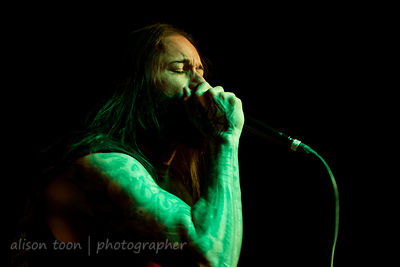 Ricky Myers, vocals, Suffocation