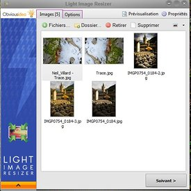 Comment redimensionner rapidement et simplement ses photos avec Light Image Resizer photos