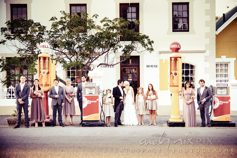 Christine and Richard's Maitjiesfontein wedding