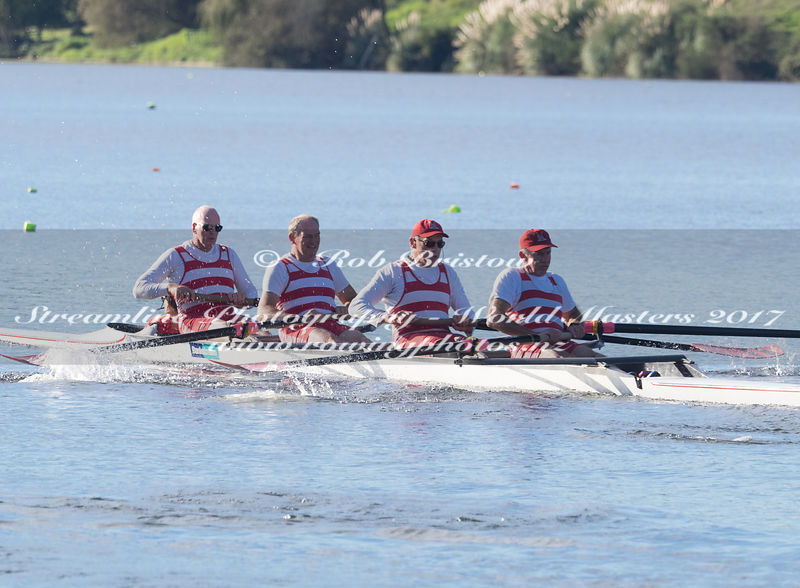 Taken during the World Masters Games - Rowing, Lake Karapiro, Cambridge, New Zealand; ©  Rob Bristow; Frame 536 - Taken on: Tuesday - 25/04/2017-  at 09:06.06