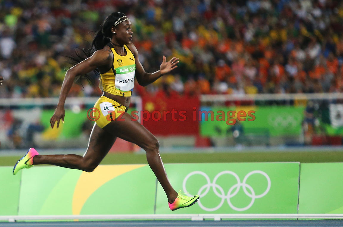 Jamaica's Elaine Thompson Is.the Fastest Woman in the World