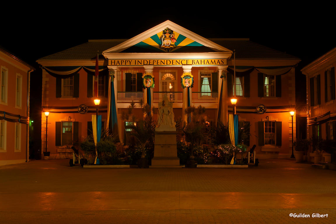 Happy Independence Bahamas