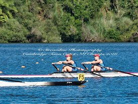 Taken during the National Championships 2018, Lake Karapiro, Cambridge, New Zealand; ©  Rob Bristow; Frame 0804 - Taken on: Thursday - 15/02/2018-  at 08:45.38