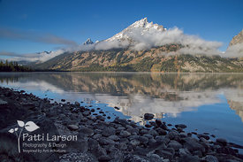 Early Morning at Jenny Lake