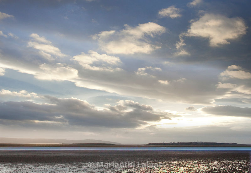 Late afternoon, Dee Estuary