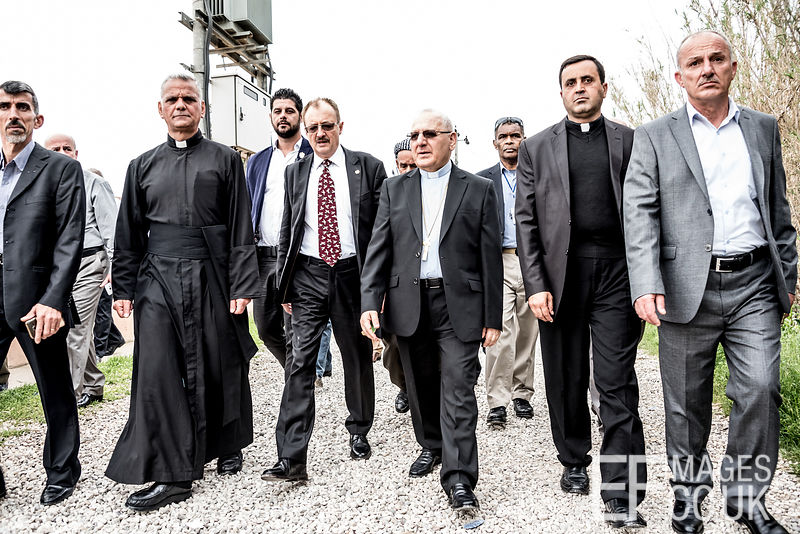 Holy Men Walking