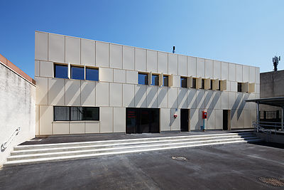 A/CONCEPT Architectes - Centre de loisirs - Chilly-Mazarin