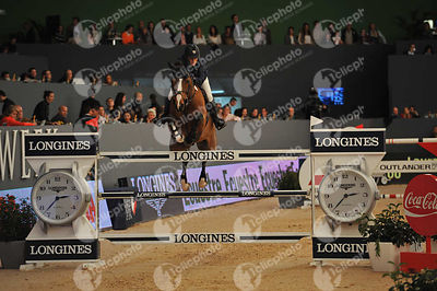 RENWICK Laura, (GBR), Bintang II  during CSI5-W_1,60_Longines World Cup Grand Prix competition at Madrid Horse Week at IFEMA, Madrid - Spain