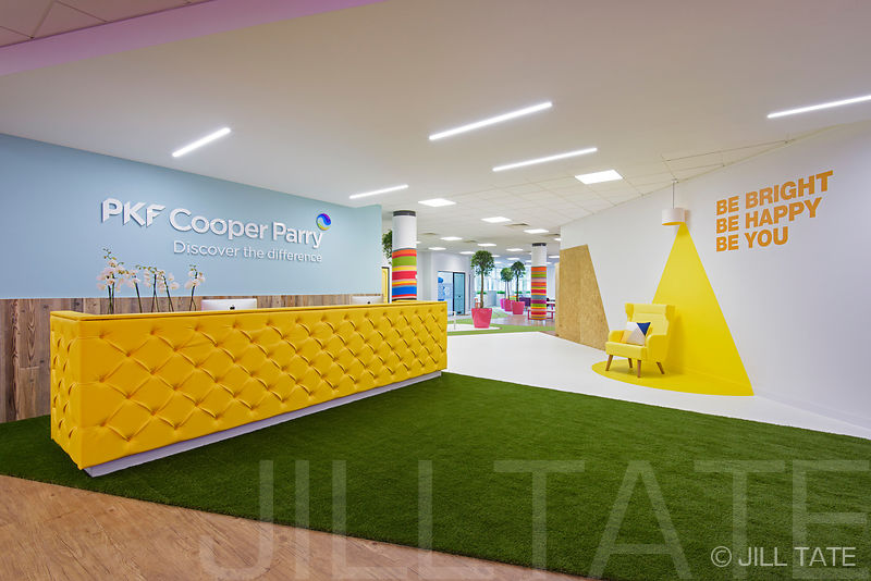 PKF Cooper Parry Offices | Client: Paragon