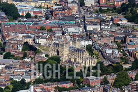 Aerial Photography Taken In and Around Exeter