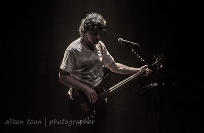 Pete Trewavas, bass, Wolverhampton UK, 2013