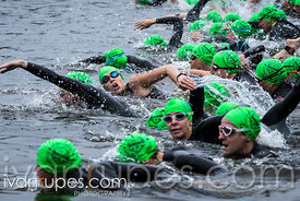 Canadian AG Standard Distance Championships and Canadian Aquathlon Championships. Ottawa International Triathlon, Dow's Lake, Ottawa, On, June 17, 2017