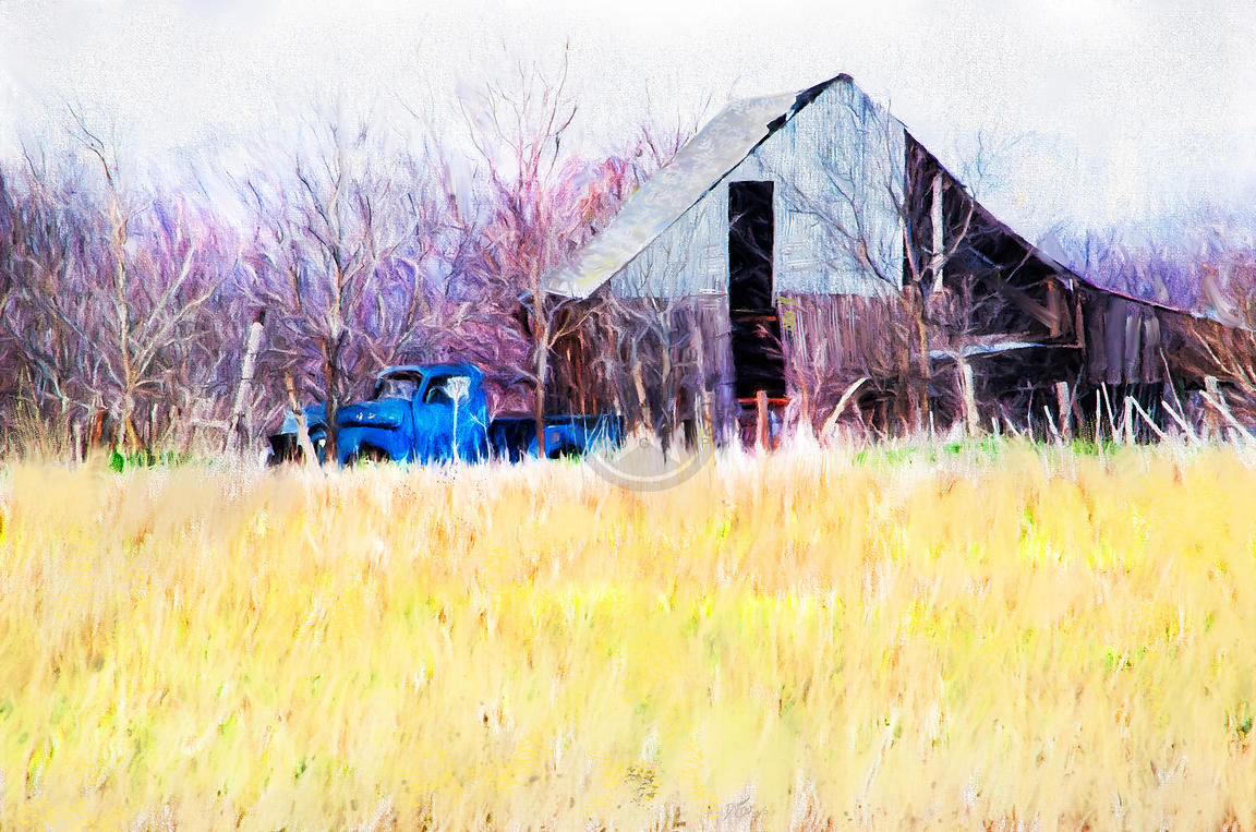 Blue-Truck-and-Barn-Painting_original