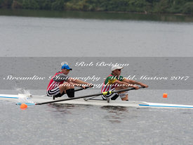 Taken during the World Masters Games - Rowing, Lake Karapiro, Cambridge, New Zealand; ©  Rob Bristow; Frame 3455 - Taken on: Sunday - 23/04/2017-  at 16:49.34