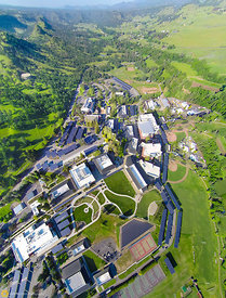 Aerial View of Butte College #4