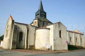 Photo de l'Èglise de Saint vincent