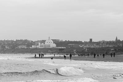 Whitley Bay Beach