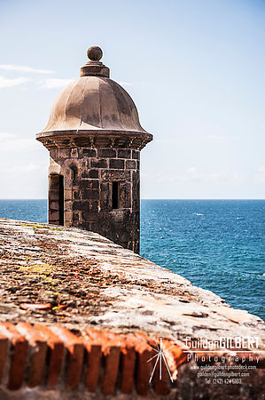 El Morro Castillo - Sentry Post