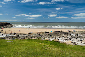 Rest Bay, Porthcawl, South Wales.
