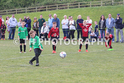 U8 Final, Bishops Cleeve Rovers v Quedgeley Wanderers Reds photos