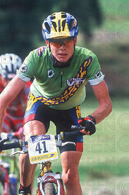 CADEL EVANS MOUNTAIN BIKE VTT TOUR DE FRANCE, 1997